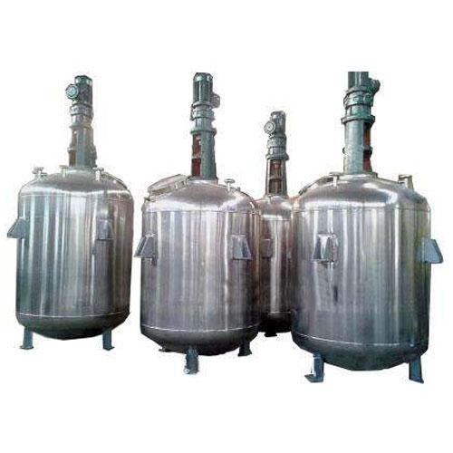不锈钢反应釜1